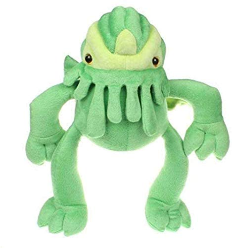 MZD Plush Toy 35Cm The Call Of Cthulhu Game Figure Soft Stuffed Animal Doll Birthday Toys For Children Soft Pillow Kids/Couples/Elder Toys Dolls