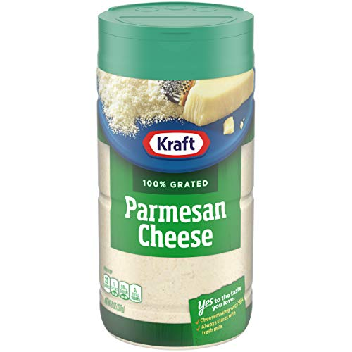 Kraft Parmesan Grated Cheese (8 ...