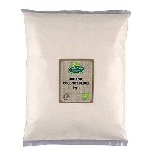 Bio Kokosmehl 1kg von Hatton Hill Organic – BIO zertifiziert