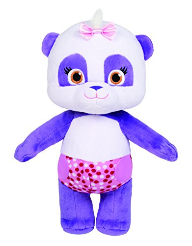 Snap Toys Word Party - Lulu 7' Stuffed Plush Baby Panda from The Netflix Original Series - 18+ Months