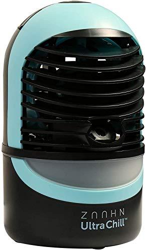 Zaahn Ultra Chill Fan - Tragbarer persönlicher Luftkühler, Klimaanlage, Luftreiniger und Luftbefeuchter (filterfrei)