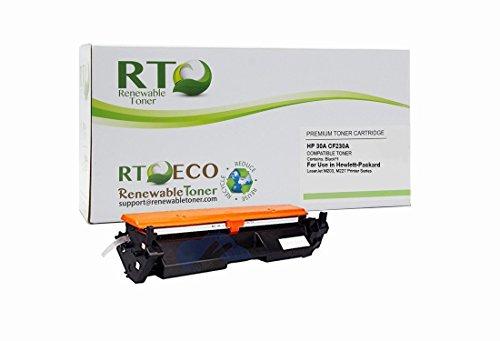 Renewable Toner Compatible Toner Cartridge Replacement for HP 30A CF230A Laserjet M203 M227