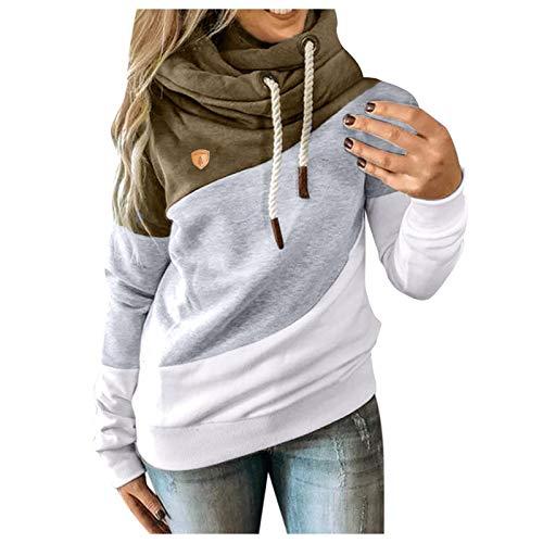 Winter Dicke Fleece Kapuzenpullover Damen Hoodie Warmer Plüsch Sweatshirts Teddy Pulli Pullover Outwears Top Bluse Casual O-Kragen Langarm URIBAKY