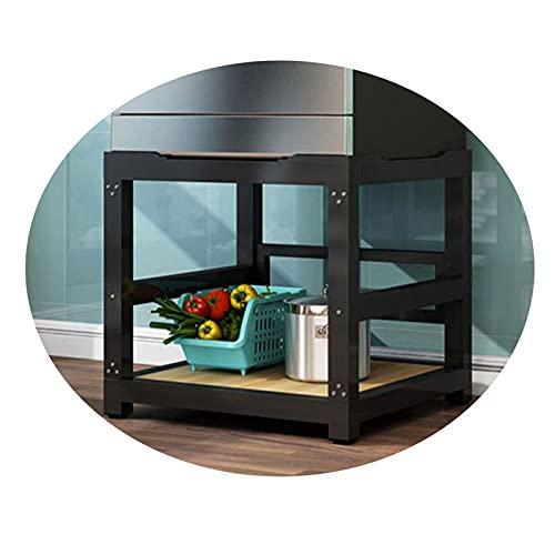 Soporte lavadora Base lavadora, Soporte para Lavadora/Secadora/Refrigerador Altura 57cm Base Pedestal y Marco para Neveras Antivibracion Estante para Cocinas Lavavajillas Vinotecas(Color:C)
