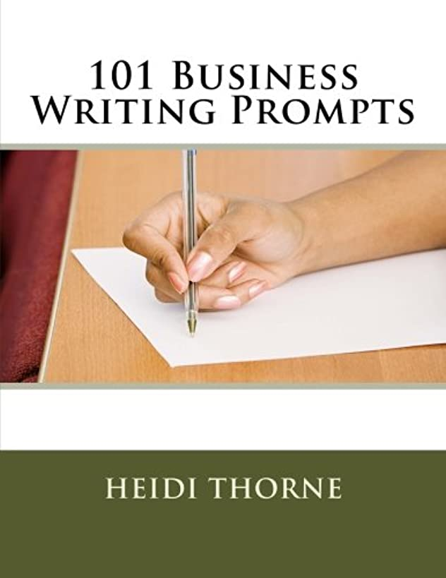 101 Business Writing Prompts
