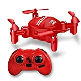 Drone for Kids Headless Mini RC Quadcopters Foldable Remote Control Helicopter Drones 2.4Ghz