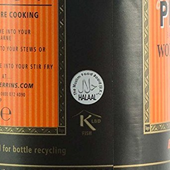 Lea & Perrins Worcestershire Sauce - 1 x 568ml - 3