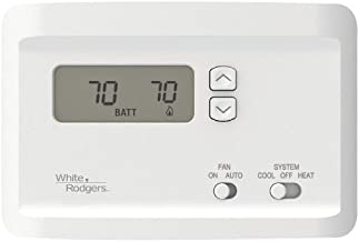 Emerson NP100 Non-Programmable Thermostat for Single-Stage Systems