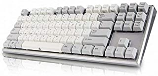 ABKO K935P V2 45g Capacitance Non-Contact Switch Keyboard Nkey-Rollover, Stabilizer, Waterproof, Cherry MX Profile, PBT KeyCap (Tenkeyless English/Korean Layout)