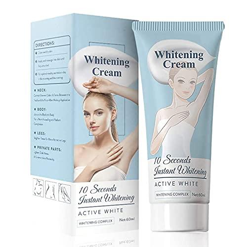 Dark Spot Cream, Underarm Cream, Freckle Remover Cream for Body Bikini Area Armpit, Neck, Knees and Intimate Parts- Prevent Forming Dark Spots, Fade Spots, Improve Skin Tone