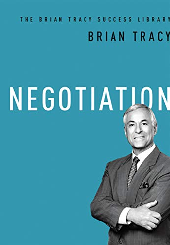 Negotiation (The Brian Tracy Success Library) (English Edition)
