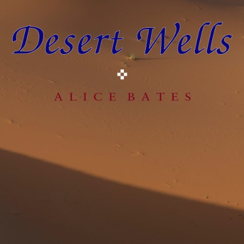 Desert Wells audiobook cover art