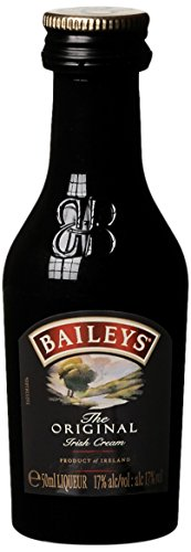 Baileys The Original Irish Cream Likör (1 x 0.05 l)