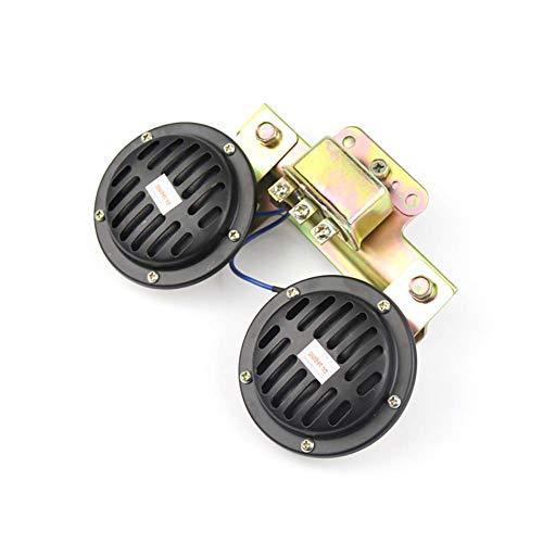 CCVV 125Db Air Horn, 12V / 24V High Low Dual-Tone Horn, Mit Relais Und Halterung, Auto & Motorrad Ersatzteil-Zubehör