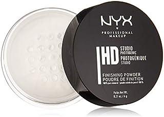 NYX Professional Makeup Studio Finishing Powder, Translucent Finish, 0.21 Ounce