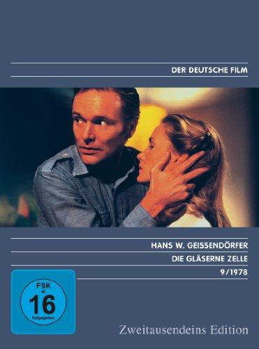 Die gläserne Zelle - Zweitausendeins Edition Deutscher Film 9/1978.