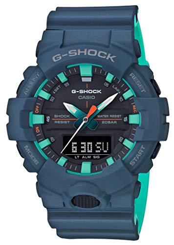[カシオ] 腕時計 ジーショック G-SHOCK GA-800CC-2AJF メンズ ブルー
