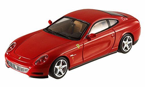 Hot Wheels Elite - Ferrari 612 scaglietti, rojo (V8375) escala 1/43
