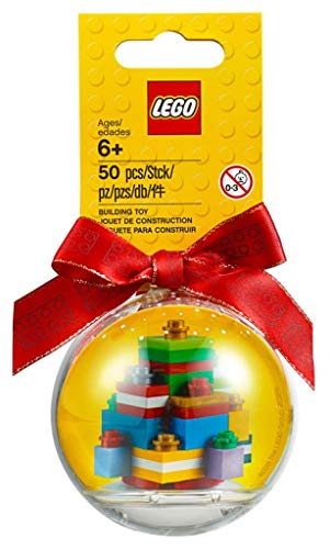 Lego - Ornamento Festivo con Regali