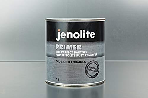 JENOLITE Primer Paint, Anti Rust Zinc Primer - 1L