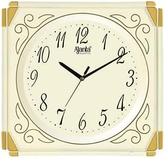 Ajanta 387 Quartz Wall Clock with Square Dail Shape