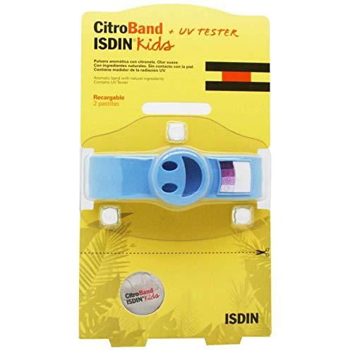 ISDIN CitroBand Pulsera Aromática Con Citronela, 1 Unidad