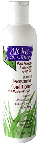 Botanical Reconstructor Conditioner with Plant Extracts & Moroccan Argon Oil