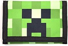 Minecraft Cartera de velcro para Niños