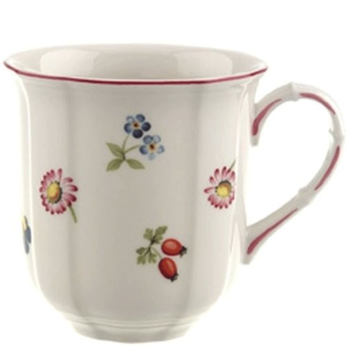 Villeroy & Boch 10-2395-4870 Petite Fleur Becher mit Henkel 0.30 Liter 6-er Set