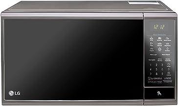 Forno Micro-ondas LG Revestimento EasyClean™ Prata 30 Litros 110V MS3095LR