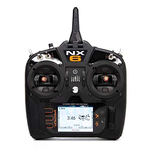 Spektrum NX6 6-Channel Transmitter Only, SPMR6775