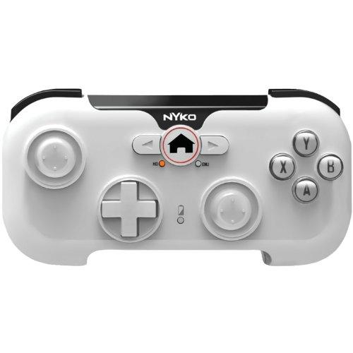 Nyko Manette Playpad Blanche Pour Android/Pc/Mac [Importación Francesa]