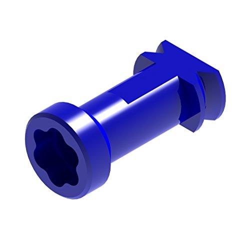 5.0mm Hex Lobe Implant Replica - Analog - Nobel Biocare Tri-Lobe Compatible