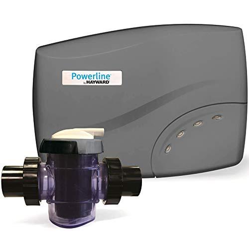 Productos QP Clorador Salino Powersalt Negro hasta 90 M3, 40x48x39 cm, NSC22EU
