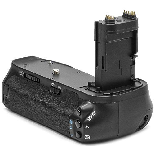 Profi Batteriegriff fuer Canon EOS 6D aehnlich wie BG-E13 - fuer 2x LP-E6 und 6x AA Batterien