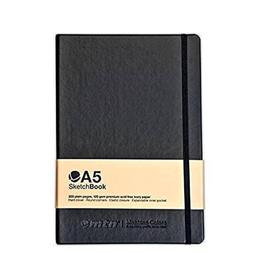 Montana Colors MTN Sketchbook A5 Vertical - Bloc de notas tipo SketchBook, A5