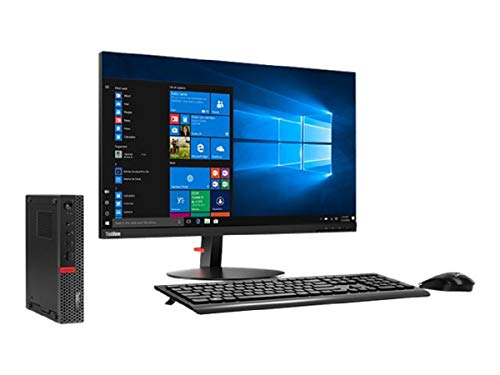 Lenovo ThinkCentre M920q Tiny Core i7-9700T 16GB RAM 512GB SSD- WLAN (10RS0059GE