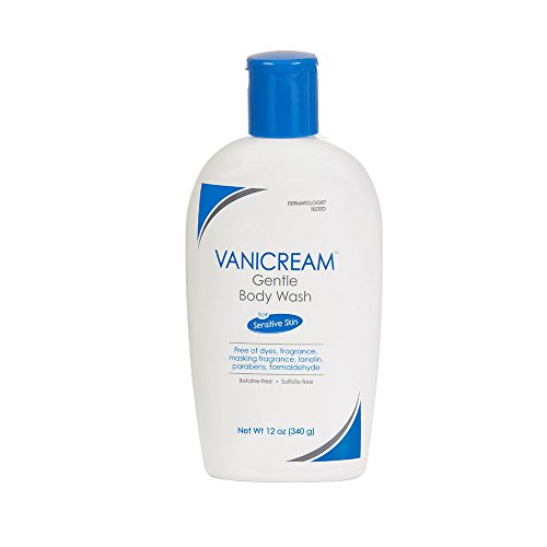 Vanicream Gentle Body Wash for Sensitive Skin