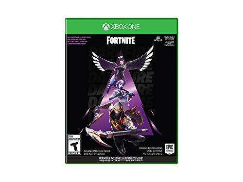 Fortnite: Darkfire Bundle – Xbox One – Standard Edition [código descargable]