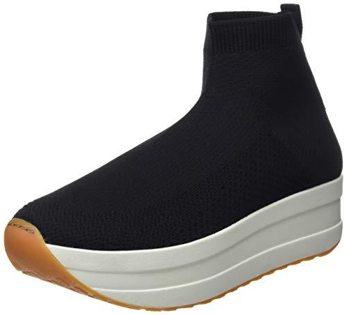 Vagabond Damen Casey Hohe Sneaker, Schwarz (Black 20), 40 EU