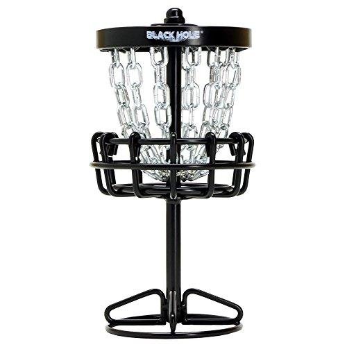 MVP Disc Sports Black Hole Micro Disc Golf Basket