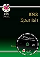 KS3 French Complete Revision and Practice with Audio CD by CGP Books(1905-07-04)