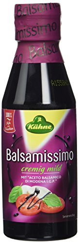 Kühne Balsamissimo Balsamico-Creme mit Aceto Balsamico di Modena I.G.P., 6er Pack