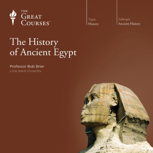 The History of Ancient Egypt cover art