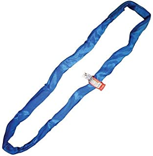 HSI Blue Endless Round Sling | 21,200 lb. Vertical Capacity | 20' Length | Polyester | 1-3/4