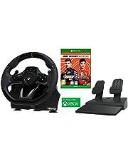 "XBOX ONE Stuurwiel en pedalen Orig. Licensed XBOX ""Racing Overdrive"" + F1 2020 Formula 1 2020"