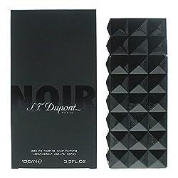 small St. DuPont Noir by St. DuPont for Men. Eau de toilette spray 100ml