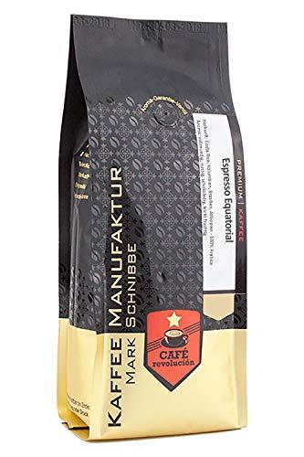 Kaffeemanufaktur Schnibbe | Espresso Equatorial | ganze Bohnen |500 g