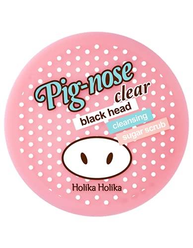 Holika Holika Pig Nose Clear Blackhead Cleansing Sugar Scrub 30ml