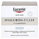 Eucerin Anti-Age Elasticity+Filler Nachtcreme, 50 ml